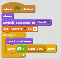 how to make a find the coin game scratch