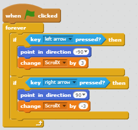 Make Your Own Mario Game! Scratch Basics for Kids and Adults 10 Mario Arrow Key Movement
