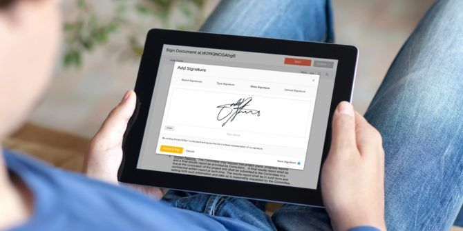 Say Goodbye to Paper Contracts: Eversign Makes eSignatures Great