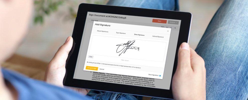 Verwenden Sie Eversigns Chrome-Erweiterung für einfache digitale Signaturen