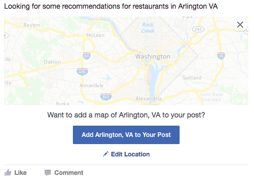 Hidden Feature in Facebook: Gather Recommendations From Friends FBRecommendations2