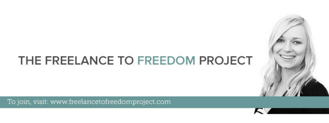 freedom to freelance project