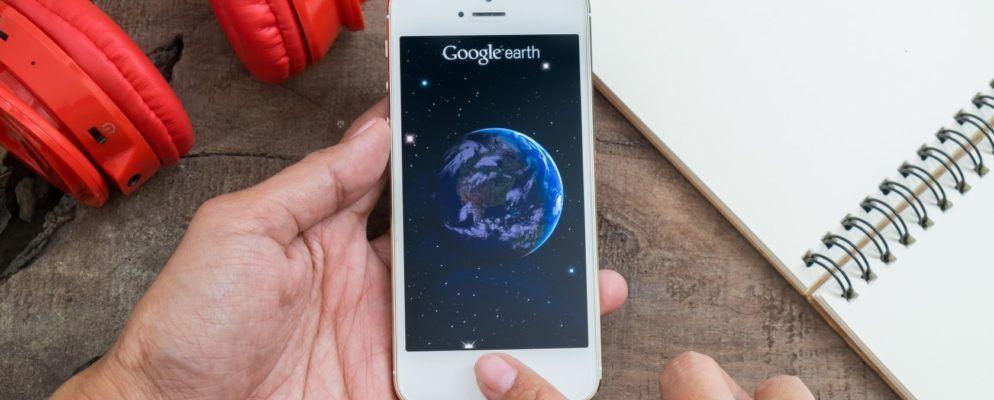Wie Verwenden von Google Earth Measure Tool und warum es nützlich ist