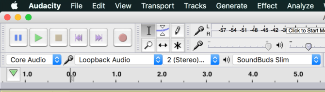 mac audacity loopback recording