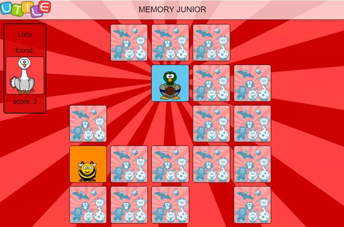 chrome memory junior utile