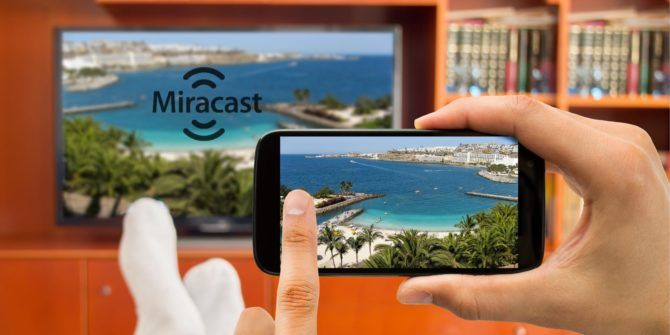Chromecast vs  Miracast: What's the Difference? Which One's