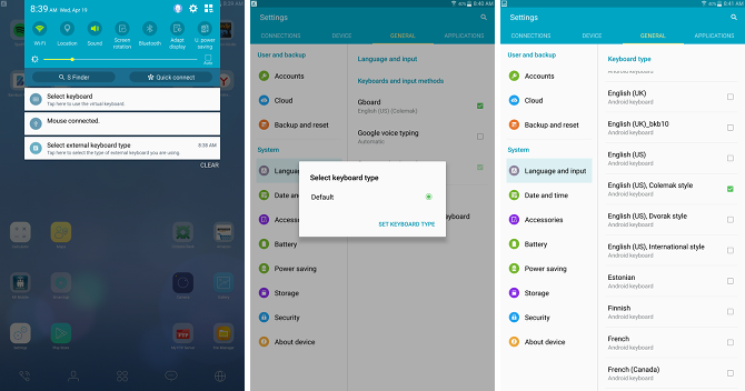 How To Connect A Usb Keyboard To Your Android Phone