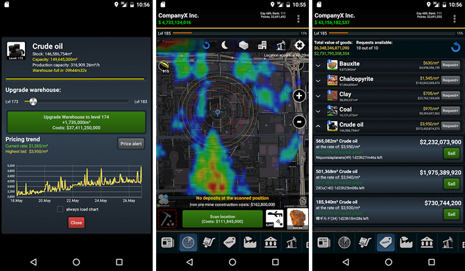 10 Fun Outdoor Games to Play Using GPS-Enabled Smartphones android gps game resources mmo
