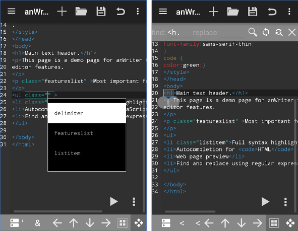 Yes, You Can Code on the Go: 7 of the Best HTML Editors for Android anwriter
