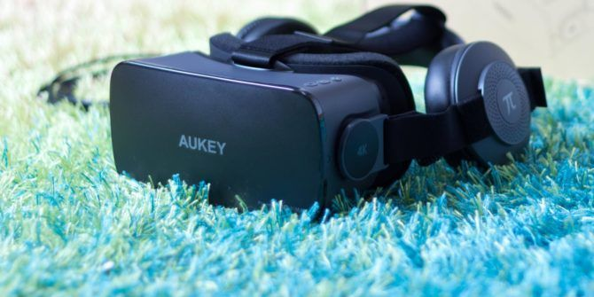 Aukey Cortex 4K VR Headset Review
