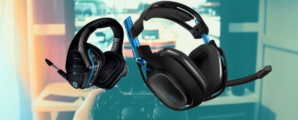 the best wireless gaming headsets in 2017. Black Bedroom Furniture Sets. Home Design Ideas