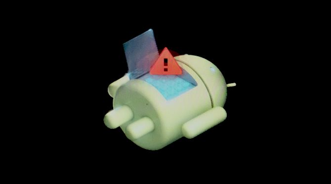 bricked android device