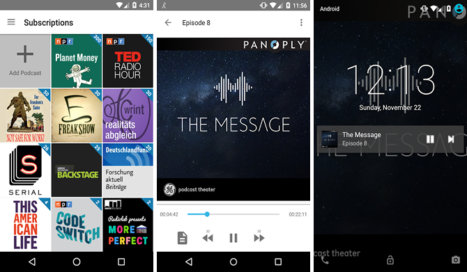Are You Creative? 7 Essential Apps You Can't Leave Home Without creative mobile app antennapod