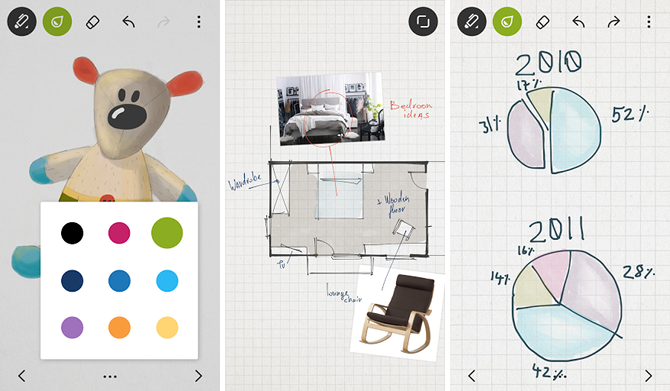 Are You Creative? 7 Essential Apps You Can't Leave Home Without creative mobile app bamboo paper
