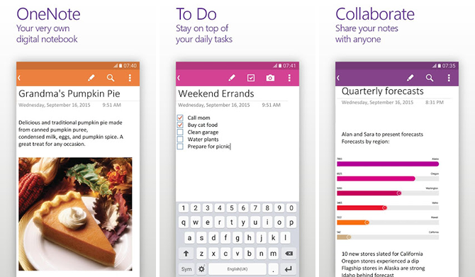 Are You Creative? 7 Essential Apps You Can't Leave Home Without creative mobile app onenote