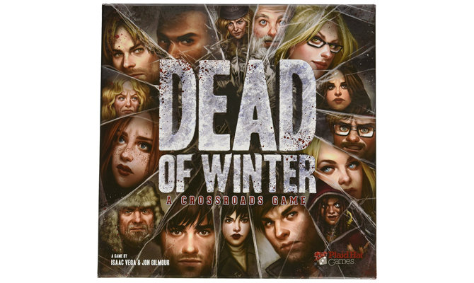 board game dead of winter