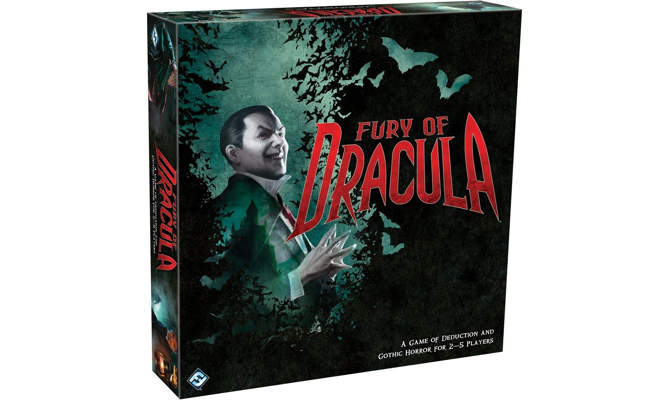 board game fury of dracula