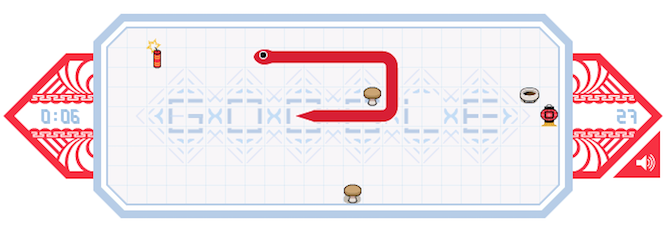 7 Quick Games You Can Play On Google Search google games doodle snake