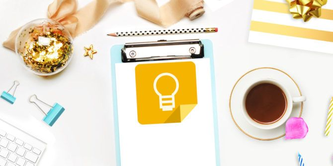 How to Use Google Keep to Plan Almost Any Event
