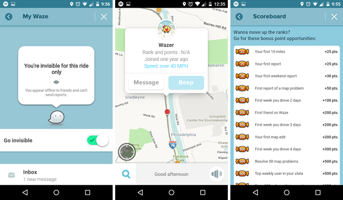 How to Send Locations in Waze