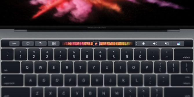 10 Apps That Put the MacBook Pro Touch Bar to Good Use