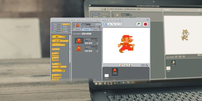 Make Your Own Mario Game! Scratch Basics for Kids and Adults