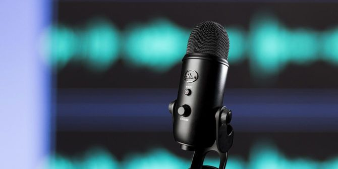 The Best Podcast Microphone for Your Money in 2017