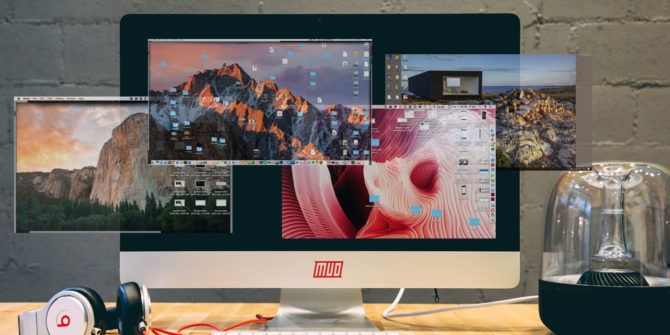 15 Desktops That Reveal How We Work at MakeUseOf
