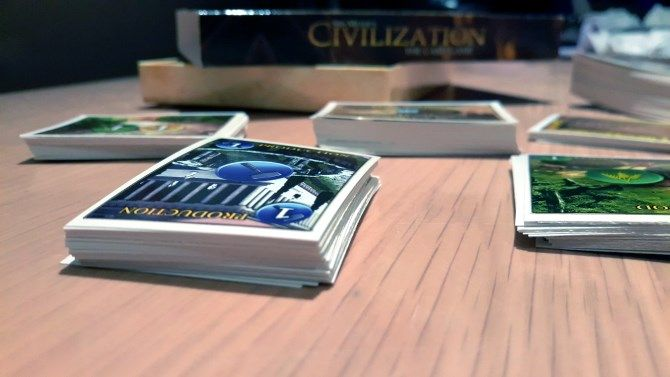 civilization the card game