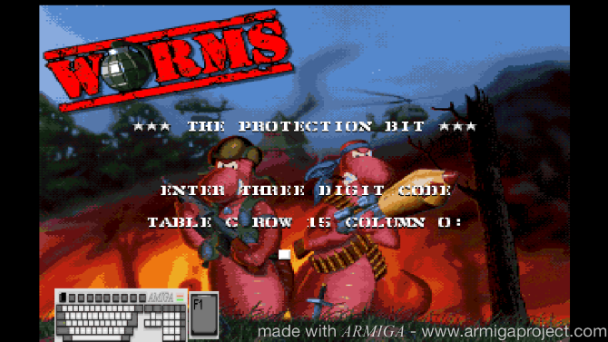 Reliving the 80s: ARMIGA Amiga Emulator Review muo hardwarereviews armiga worms