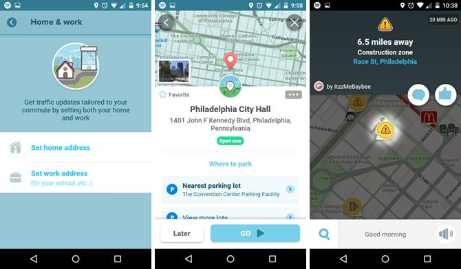 Waze vs google maps which app will navigate home faster google maps which app will navigate home faster navigation interface waze fandeluxe Gallery