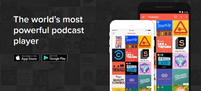android ios pocket casts