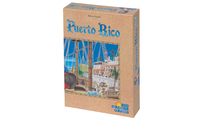 board game puerto rico