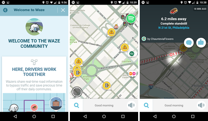 Waze vs. Google Maps: Which App Will Navigate Home Faster routes updates waze