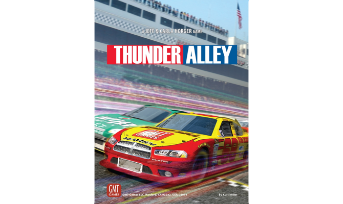 board game thunder alley