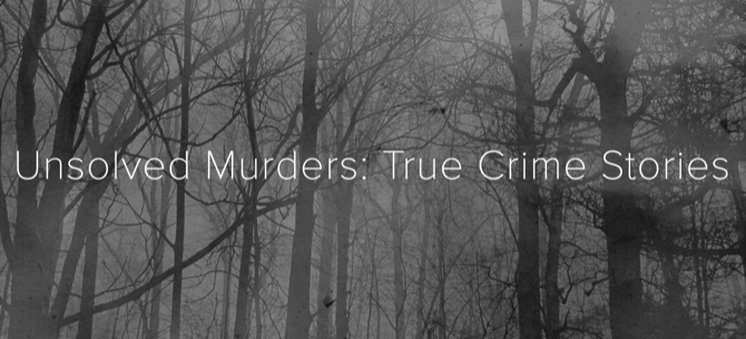 podcast unsolved murders