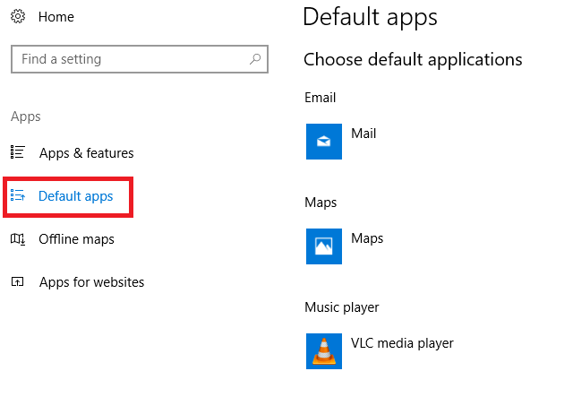 windows 10 creators update default apps