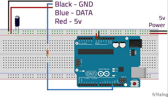 Ultimate guide to connecting led light strips to arduino arduino circuit publicscrutiny Choice Image