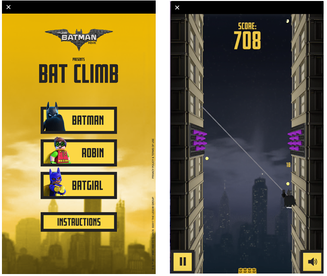 facebook mobile bat climb
