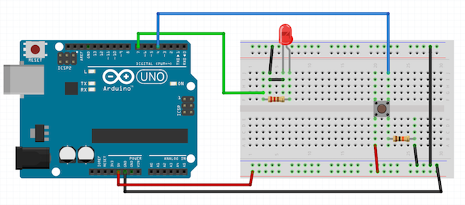 Arduino Button