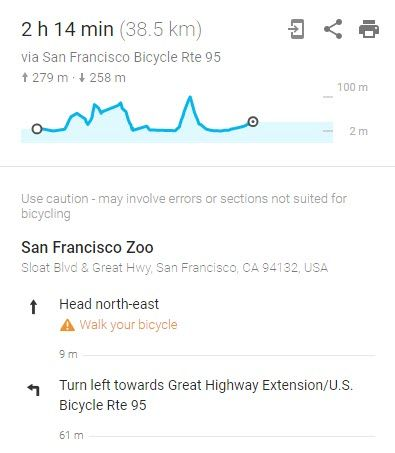 A Google Maps Trick Every Cyclist Needs to Know Google Maps Route More Details