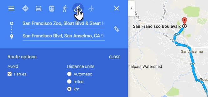 A Google Maps Trick Every Cyclist Needs to Know Google Maps Route