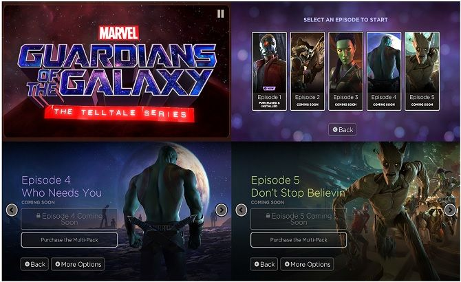 Why You Should Play the Guardians of the Galaxy Game Guardians of the Galaxy Telltale Series 2