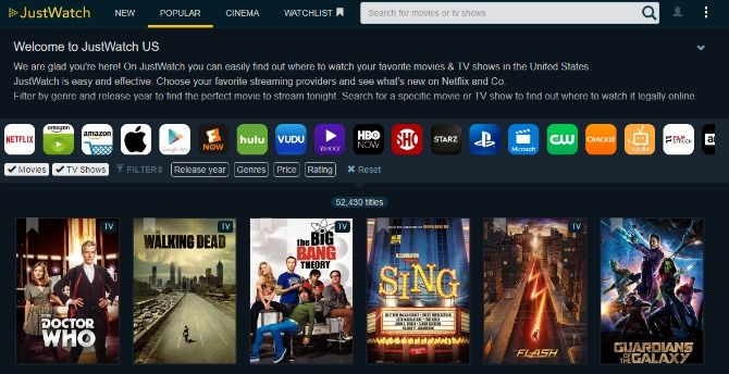 Streaming movies galleries 80