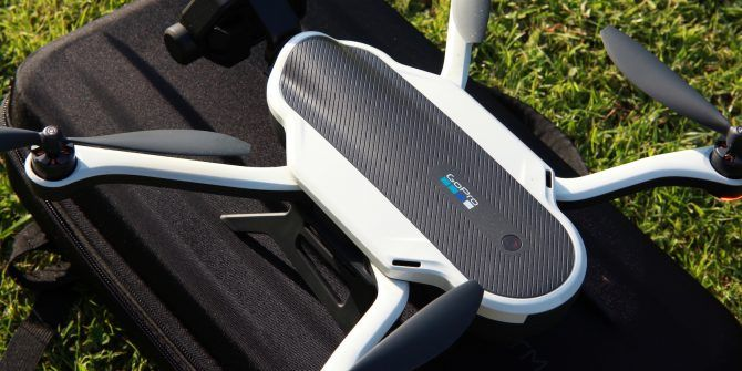 GoPro Karma Drone Review and Giveaway