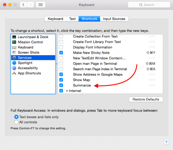 This Hidden Mac Feature Helps You Read Articles and Documents Even Faster MacSummary1 574x500