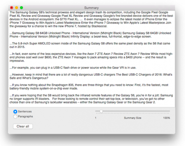 This Hidden Mac Feature Helps You Read Articles and Documents Even Faster MacSummary3 634x500