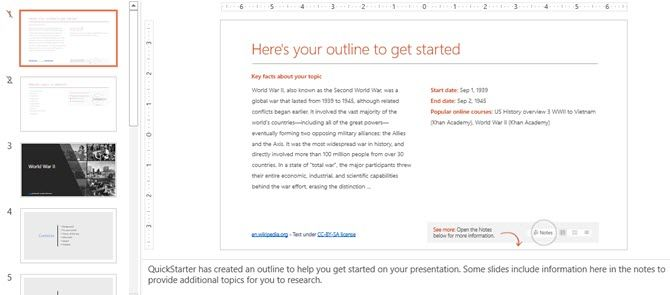 PowerPoint QuickStarter Instantly Outlines Any New Presentation and Starts You Off Right PowerPoint Quickstarter Presentation