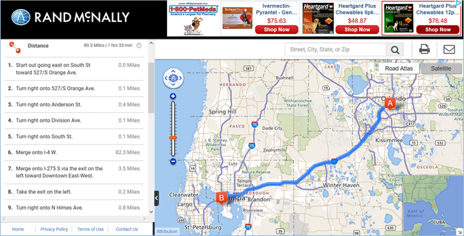 6 google maps alternatives and why they matter rand mcnally directions web publicscrutiny Images