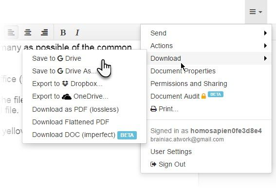 How to Fill Out PDF Forms Using Google Drive Send to GDrive